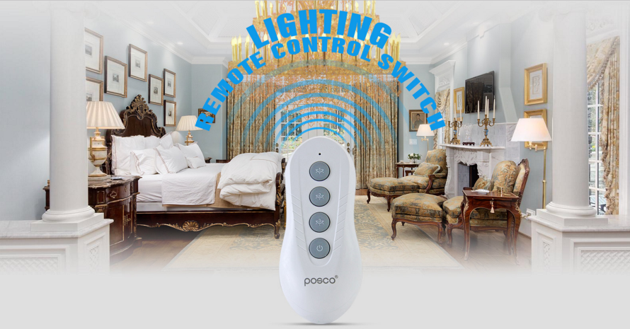Lighting Remote Control Intelligent 890P